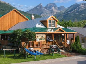 The Kootenay Fly-Shop ,Fernie B.C.