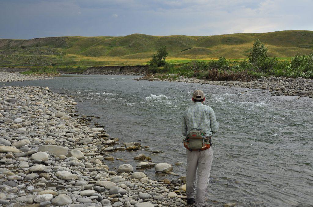 Oldman River Alberta