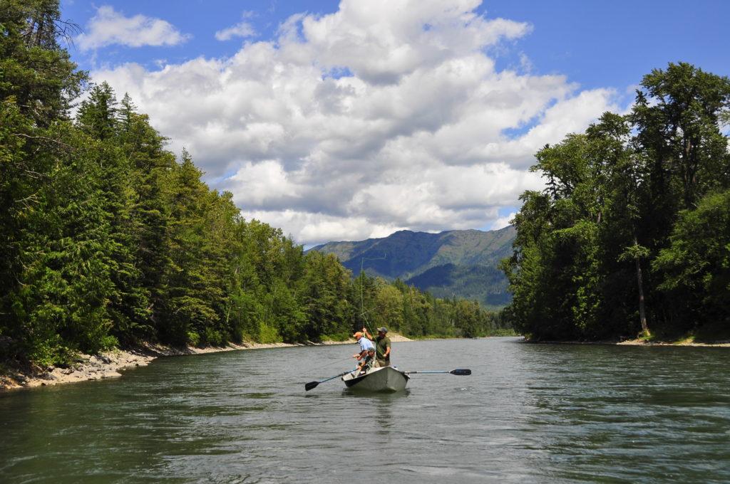 Floating The Elk River B.C.