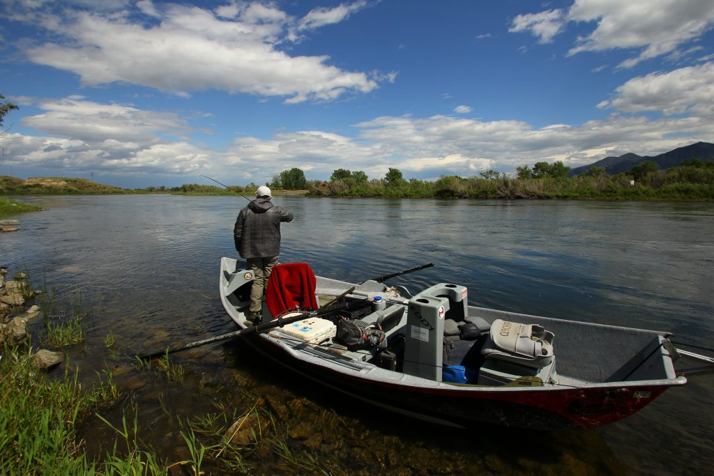 Clackacraft Dave Brown Outfitters Fly Fishing