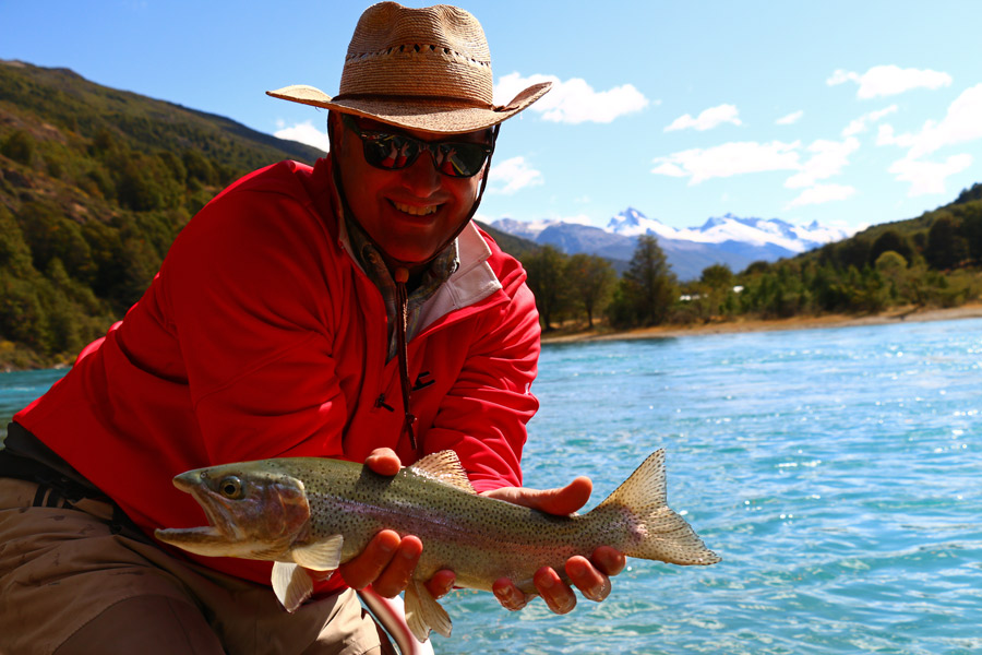 Patagonia Chile Fly-Fishing Video – by Andres Gonzalez