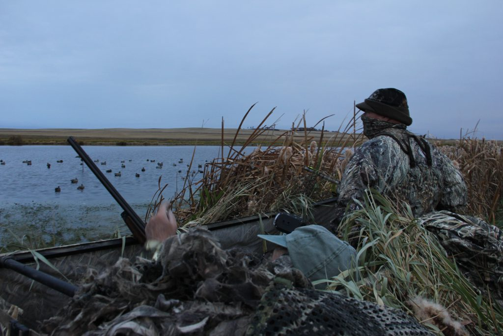 Saskatchewan Upland Bird and Waterfowl Hunting Guides