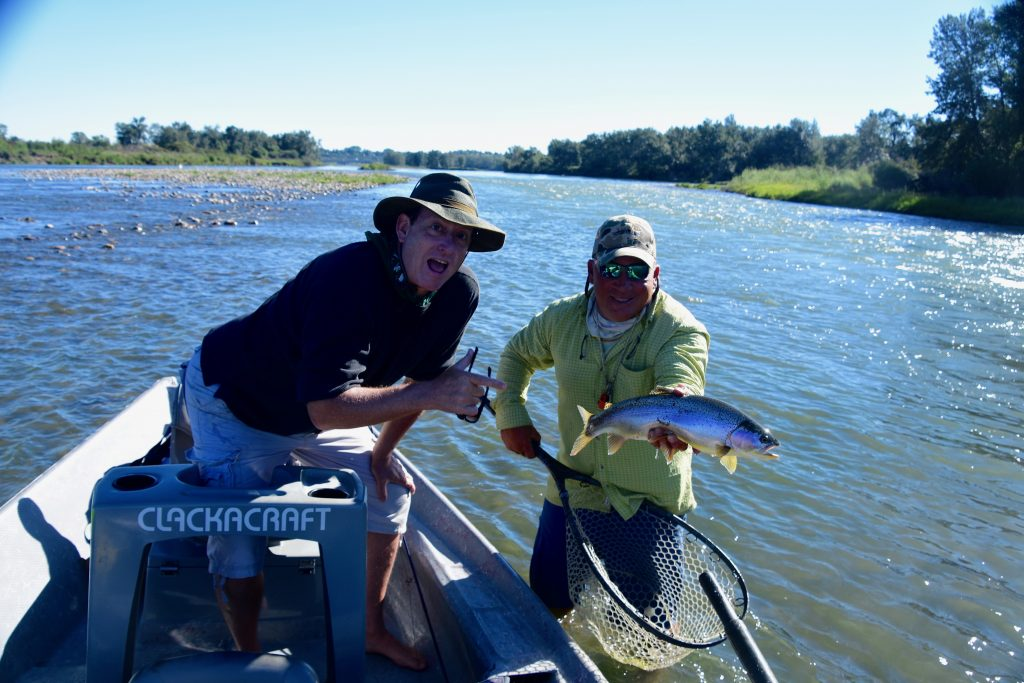 Bow RIver Outfitter and Guide Dave Brown