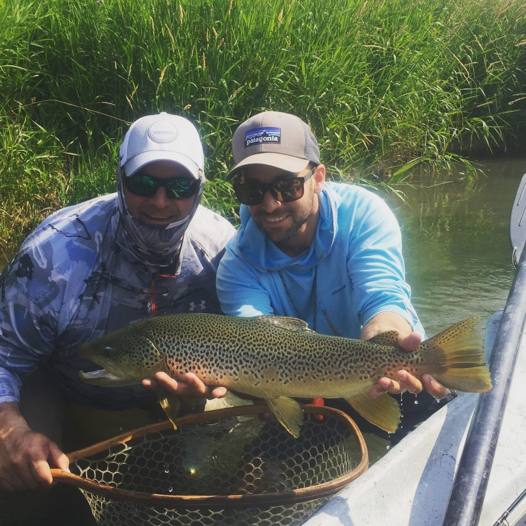 ac30eafd484b Bow River Fly-Fishing - Fall Fishing is Full On - Dave Brown ...