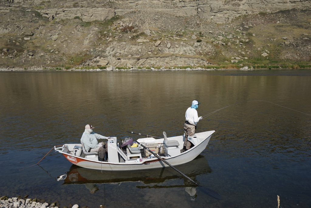 Fly-Fishing The Bow River