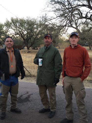 Arizona Quail Hunting Guides in Patagonia Arizona