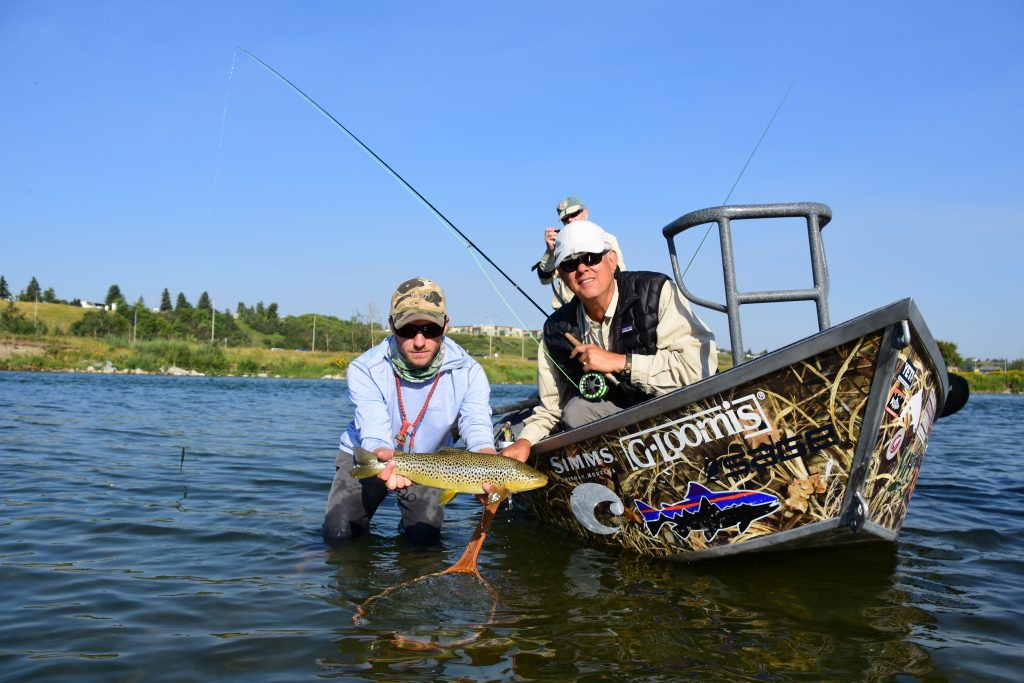 Bow River Guided Fly-Fishing