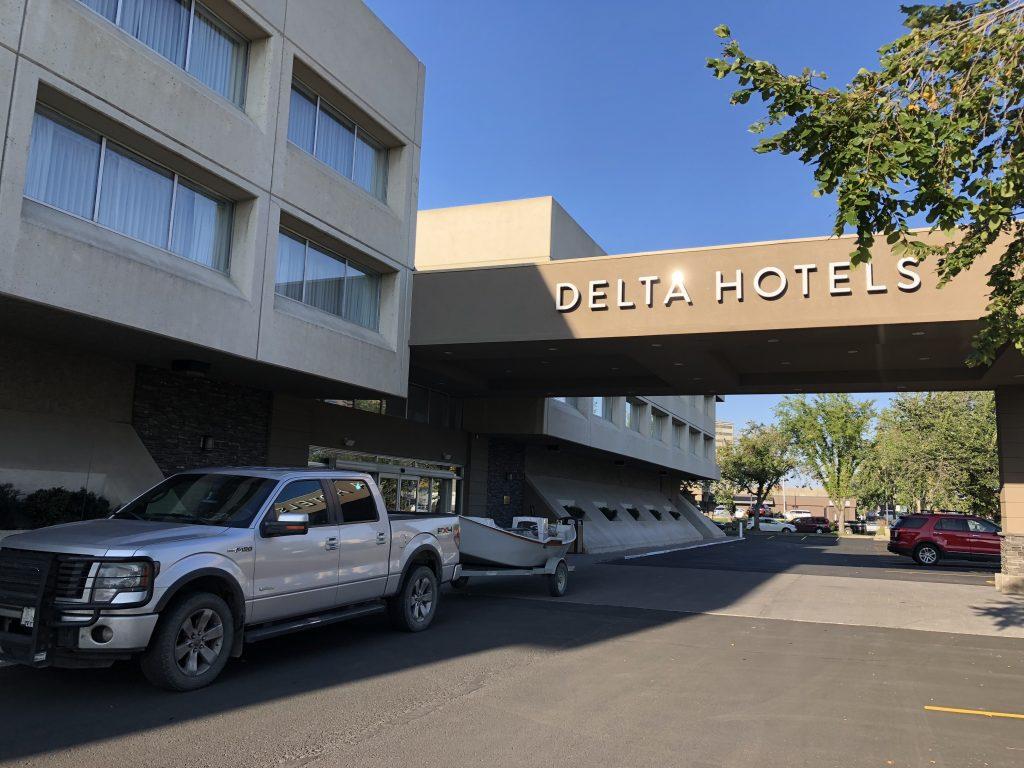 Hotel Pick up in Calgary Alberta