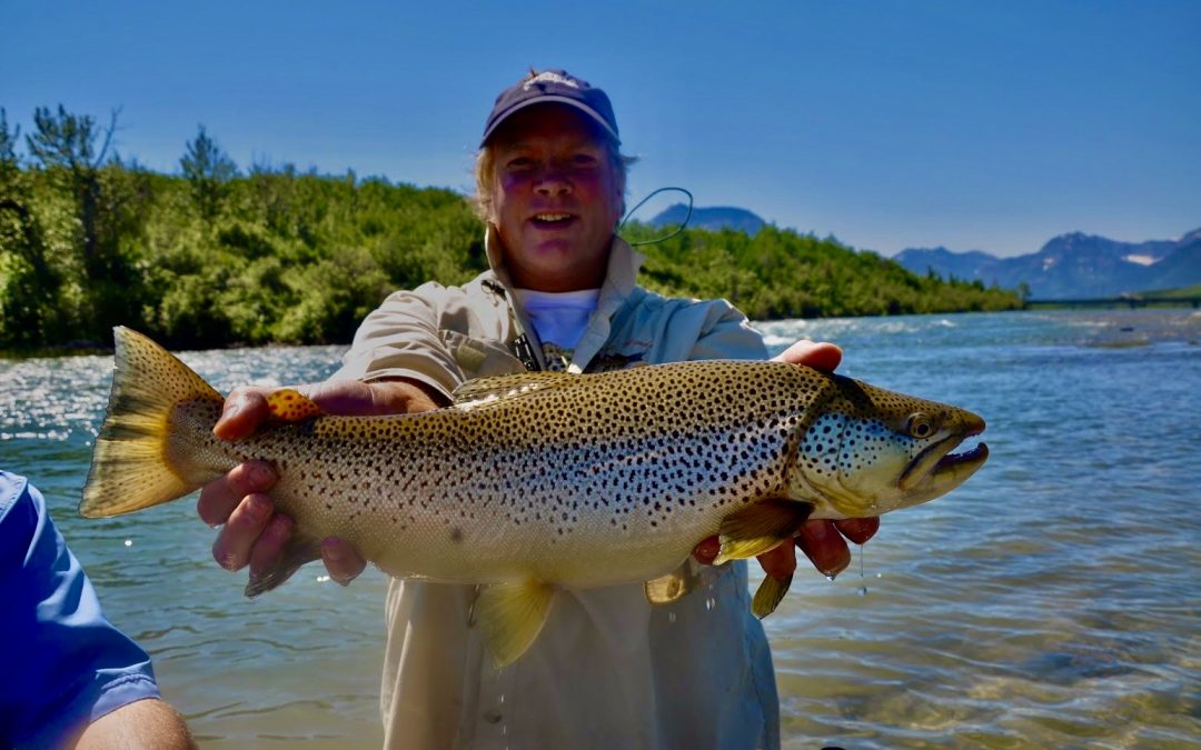 2020 August Fly-Fishing Update