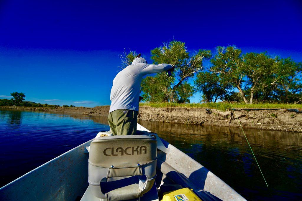 Missouri River Montana Fly-Fly-Fishing