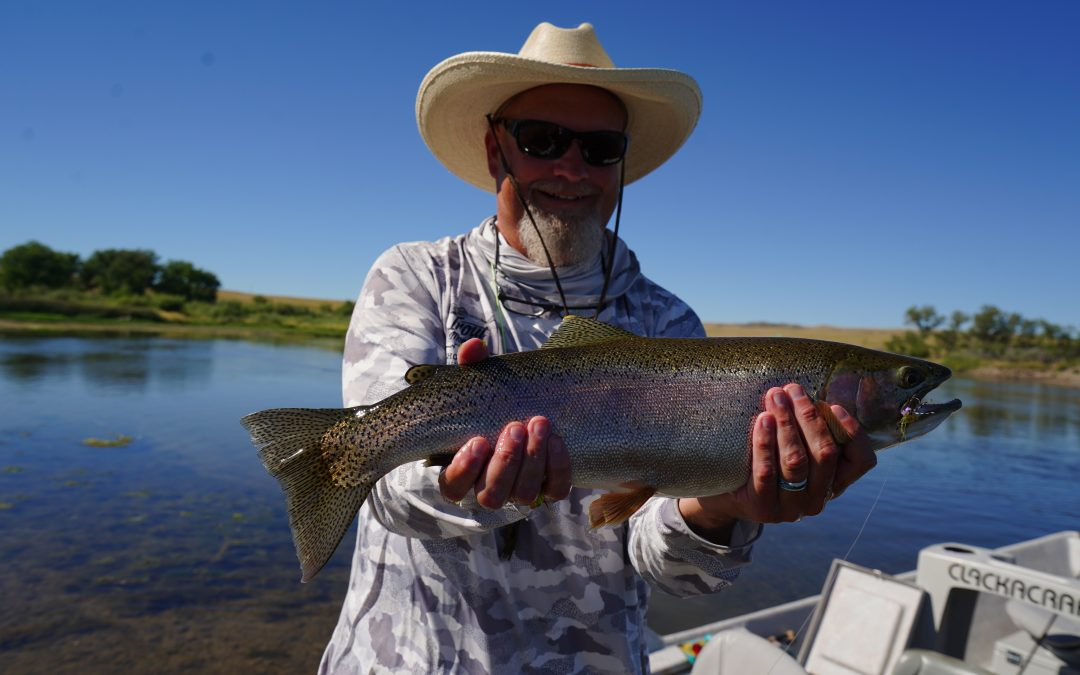 Missouri River Fly-Fishing Report