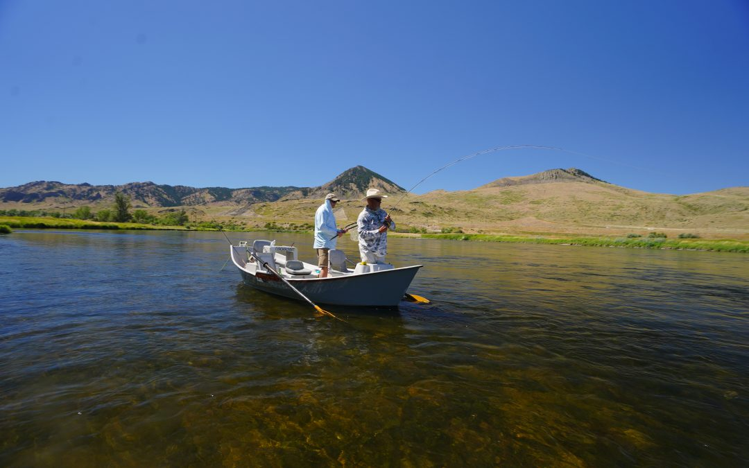 Missouri River Montana Fly-Fishing