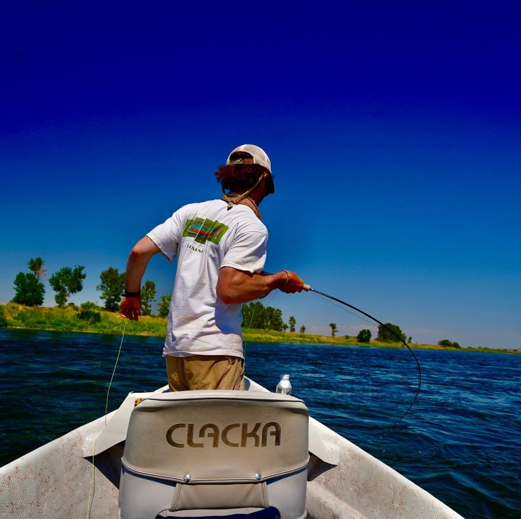 Fly-Fishing The Missouri River in Montana